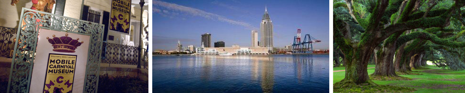 Mobile Alabama Attractions from Roberts Brothers Realtors