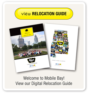 Relocation Guide Button Image For Daphne, AL Real Estate Company - Roberts Brothers, Inc.